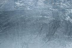 Zilveren glanzende textuur Royalty-vrije Stock Afbeelding