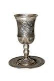 Zilveren Kop Royalty-vrije Stock Afbeelding