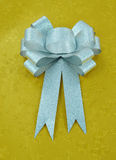 Zilveren lint. Royalty-vrije Stock Foto's