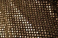 Zilveren Lovertjes Stock Afbeelding