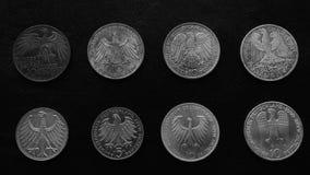 Zilveren medailles Royalty-vrije Stock Foto's