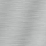 Zilveren metaal Stock Fotografie
