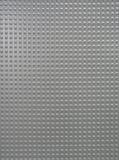 Zilveren metaal geweven achtergrond Stock Foto's