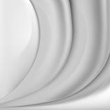 Zilveren metaalachtergrond Vector Illustratie
