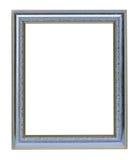 Zilveren omlijsting Royalty-vrije Stock Afbeeldingen