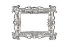 Zilveren omlijsting Royalty-vrije Stock Foto
