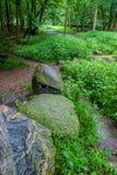 Zilveren Park van de de Lentesstaat 1 Royalty-vrije Stock Fotografie