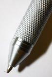 Zilveren Pen Stock Foto