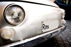 Zilveren Rome Stock Afbeelding