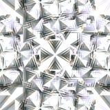 Zilveren sneeuwvlok royalty-vrije illustratie