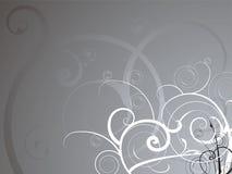 Zilveren stroom Royalty-vrije Stock Fotografie