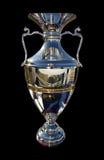 Zilveren trofee Stock Foto