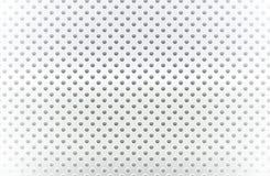 Zilveren van de puntlijn leeg wit vectorontwerp als achtergrond Royalty-vrije Stock Afbeeldingen