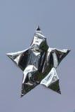 Zilveren verschillende ster, Royalty-vrije Stock Fotografie