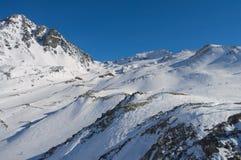 Zim Alps góry Obrazy Stock