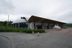 Zim olimpiad Sportowy stadium Obraz Stock
