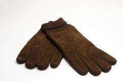Zim rękawiczki Zdjęcia Royalty Free