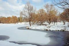 Zima 16 Zdjęcia Royalty Free