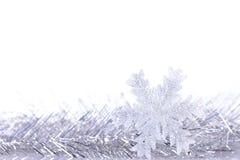 Zima bożenarodzeniowy tło Zdjęcie Royalty Free