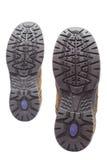 Zima buty Zdjęcie Stock
