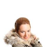 zima dziewczyny Obraz Stock