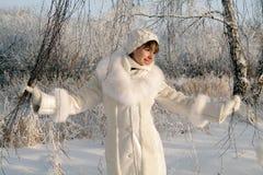 zima gry Zdjęcia Stock