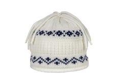 Zima kapelusz Zdjęcia Stock