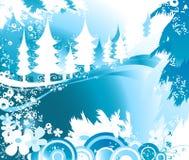 zima krajobrazowa Obraz Stock
