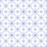 Zima kwitnie bezszwowego tło Zdjęcie Royalty Free