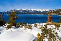 zima lake Zdjęcie Stock