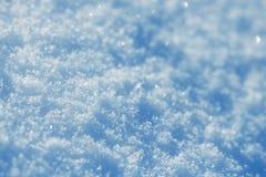 Zima lodu mróz, marznący tło frosted nadokiennego szkła textur Obrazy Stock