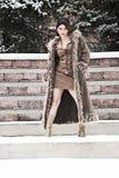 zima mody Obrazy Royalty Free