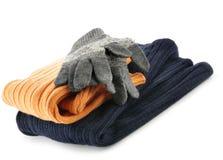 zima odzieży Zdjęcie Stock