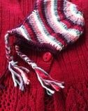 Zima odziewa Obraz Royalty Free