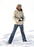 zima spoczynkowa Obrazy Royalty Free