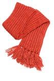 Zima szalik zdjęcie stock