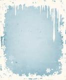 Zima tło royalty ilustracja