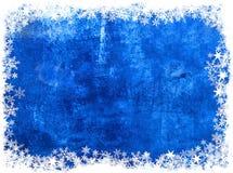 Zima Tło Obraz Royalty Free