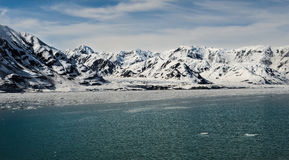 Zima w Alaska obrazy stock