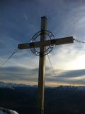 Zima w Innsbruck Zdjęcia Royalty Free