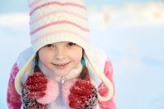Zima wakacje Obraz Royalty Free