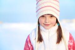 Zima wakacje Obrazy Royalty Free
