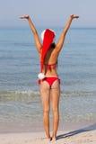 Zima wakacje wakacje Zdjęcia Stock