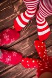 Zima wakacji pojęcie Zdjęcie Royalty Free