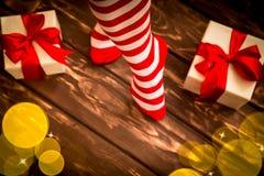 Zima wakacji pojęcie Obraz Stock