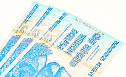 Zimbabwe dollars Stock Images