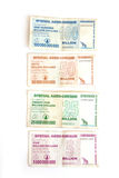 Zimbabwe dollars Royalty Free Stock Photography