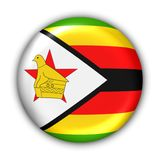 Zimbabwe Flag Stock Images