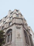 Zimbabwe house, London Royalty Free Stock Photo