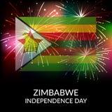 Zimbabwe independence day. Stock Photo